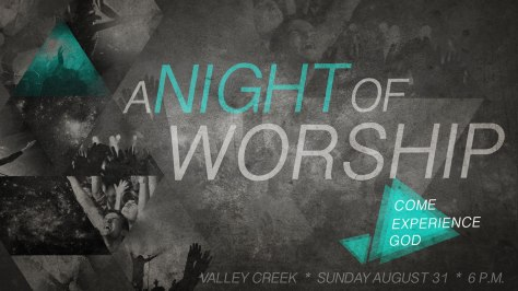 A Night of Worship--083114--16x9